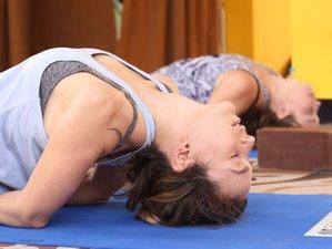 7 Days Relax, Refresh & Rejuvenate Wellness Himalayan Yoga Retreat in Rishikesh, India