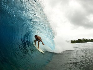 8 Days Stunning Surf Camp Philippines