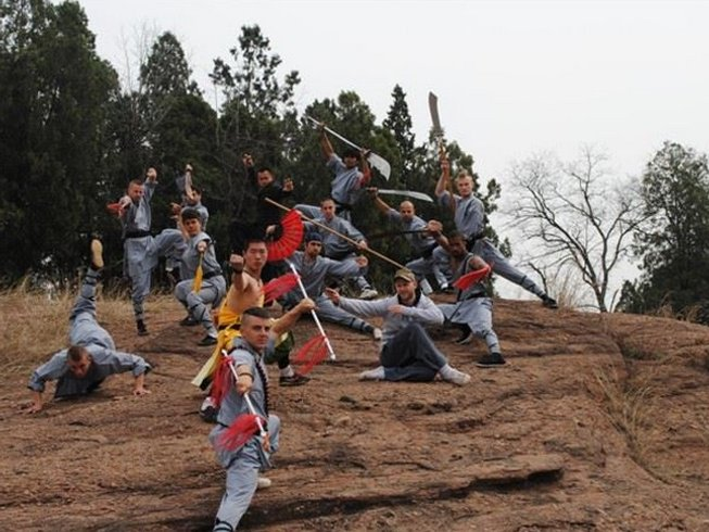 1 Month High-Quality Kung Fu Training in China