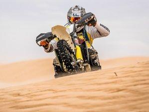 7 Day Smashing Dunes in the Sahara: Motorcycle Tour in Tunisia