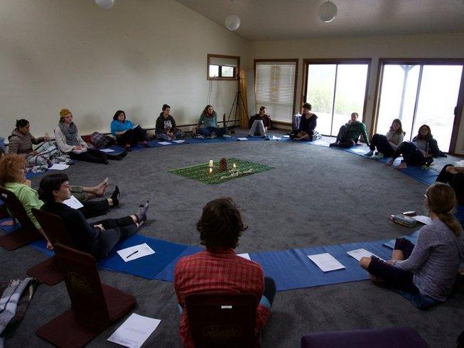 3 Tage Verjüngender Yoga Retreat für Frauen in Kalifornien, USA