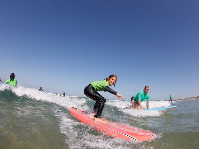 8 Days Yoga and Surf Camp in Andalucia