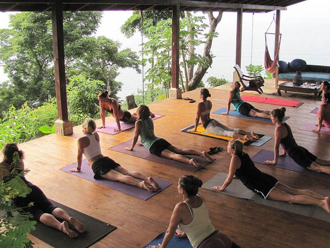 29 Days 200-Hour Yoga Teacher Training in Montezuma, Costa Rica
