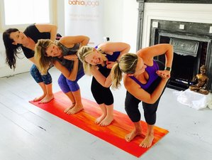 23 Days 200hr Certified Yoga Teacher Training in Spain