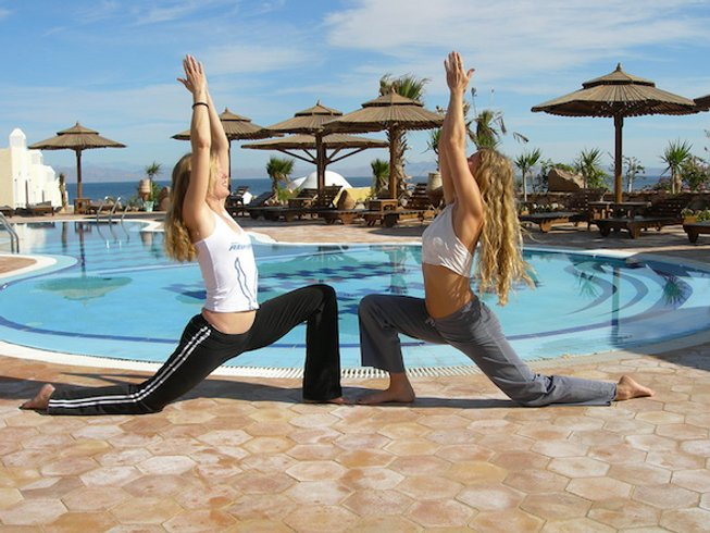 8 Days Intermediate Diving and Yoga Retreat in Egypt