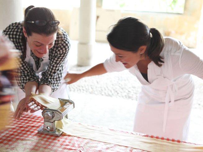 1 Week Advanced Italian Cooking Holidays in Veneto, Italy