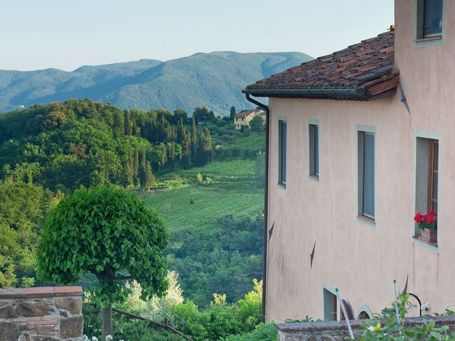8 Days Tuscan Countryside Adventure and Yoga Retreat in Lucca, Italy