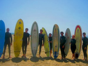 4 Days Absorbing Peru Surf Camp
