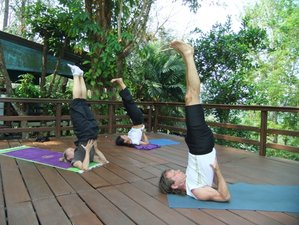 5 Tage Vipassana und Yoga Retreat in Thailand