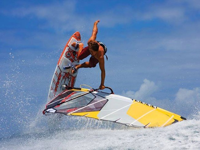 8 Days SUP and Windsurfing Surf Camp Mexico