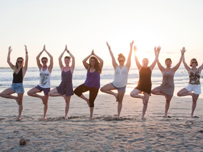 """8 Days """"Madly in Love with Me"""" Self-Love Yoga and Meditation Retreat in Nosara, Costa Rica"""