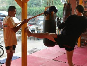 1 Year Extensive Muay Thai Training in San Kamphaeng, Chiang Mai