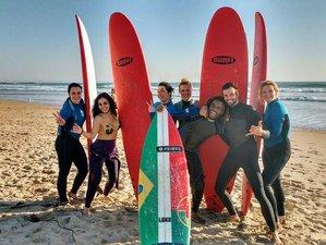 4 Days Surf Camp in Costa Da Caparica, Portugal