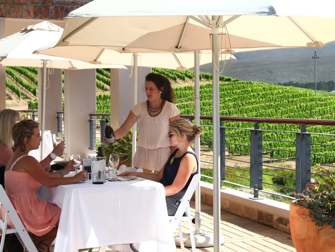 3 Days Culinary Holidays & Wine Tours South Africa