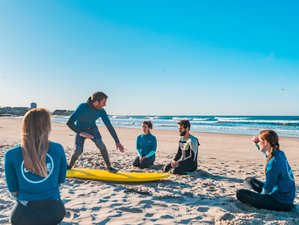 8 Day Surf Camp With The Best Surf Spots in Porto
