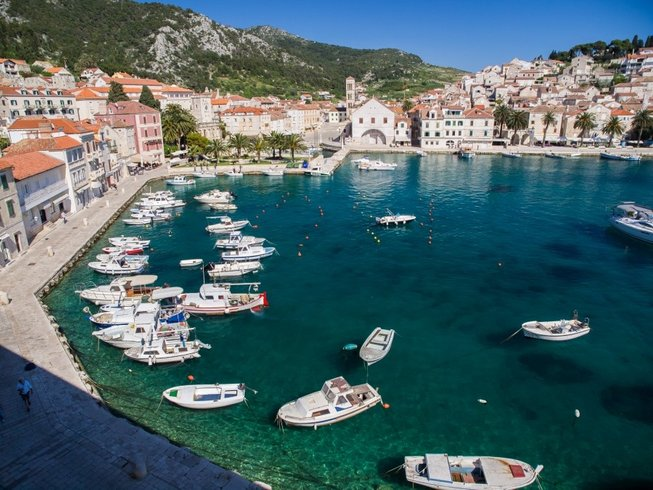 8 Days Cruise and Wine Tour in Croatia