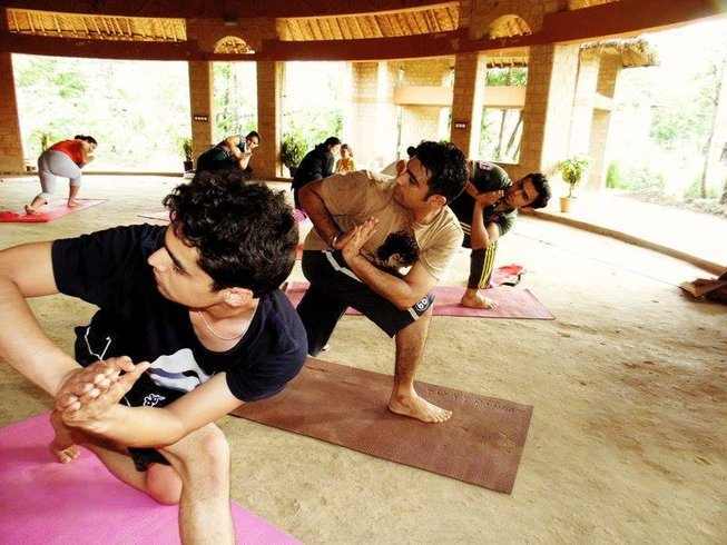 15 Days Pilgrimage, Meditation, and Yoga Retreat India