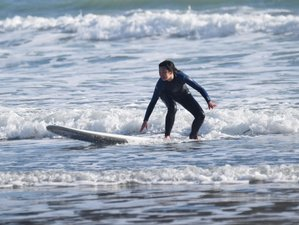 5 Days Surf and Stay Camp in Auckland, New Zealand