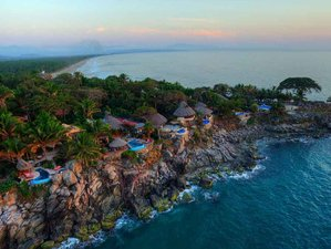 7 Day Feel Your Flow Retreats: Get Unstuck, Love Yourself and Recreate Your Life in Nayarit