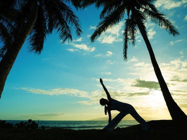 10 Days Luxury Spa, Yoga & Reiki 1 & 2 Retreat in Bali