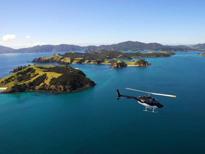 3 Days of Helicopter & Wine at Eagles Nest, New Zealand