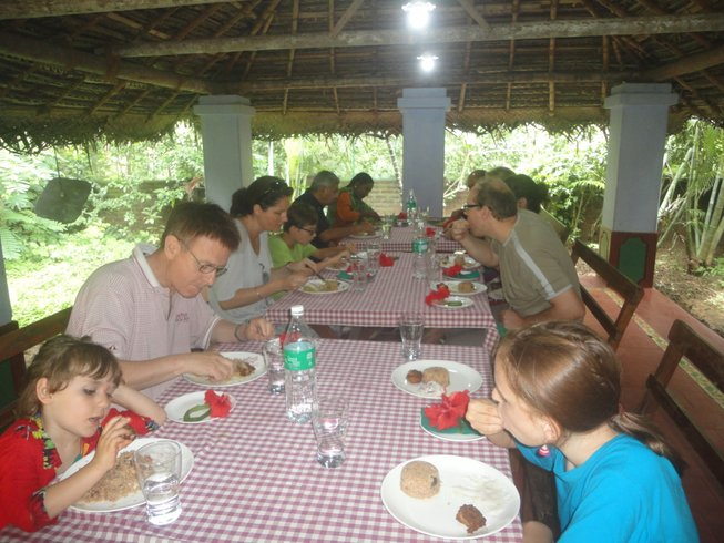 4 Days Cooking Holidays in India