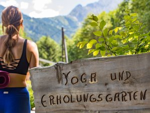 5 Tage Entspannender Yoga Retreat in Gerlos, Österreich
