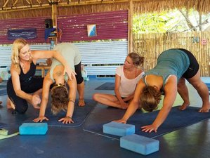 4 Days H20  Yoga Beginners Package in Bali