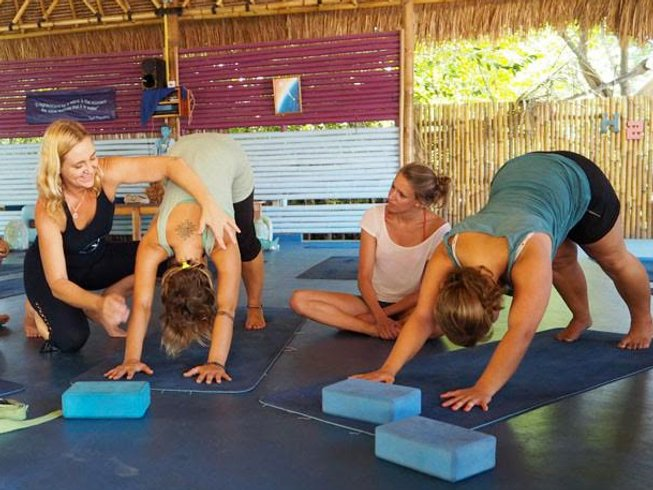 4 Days Yoga Beginners and Massage Holiday in Bali