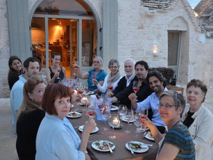 7 Days Trail to Table Cycling, Cooking and Culinary Tour in Puglia, Italy