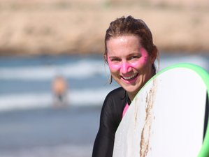 8 Day Beginner and Intermediate Surf Camp in Tamraght, Agadir