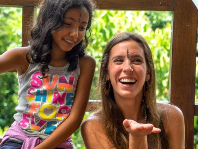 8 jours en stage de yoga et danse expérimentale à San José, Costa Rica