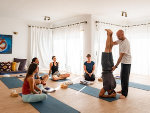 7 Days Holistic Yoga Retreat -  Experience Yoga Sutra Teachings of Patanjali in Ericeira, Portugal