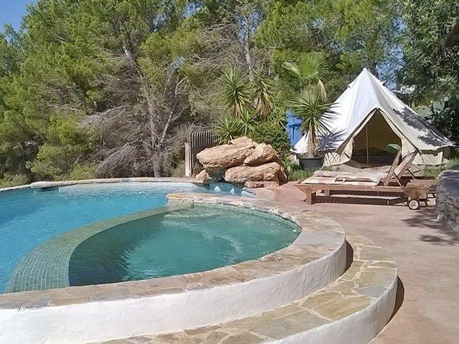 5-Daagse Ontsnapping in de Natuur en Yoga Retreat in Ibiza