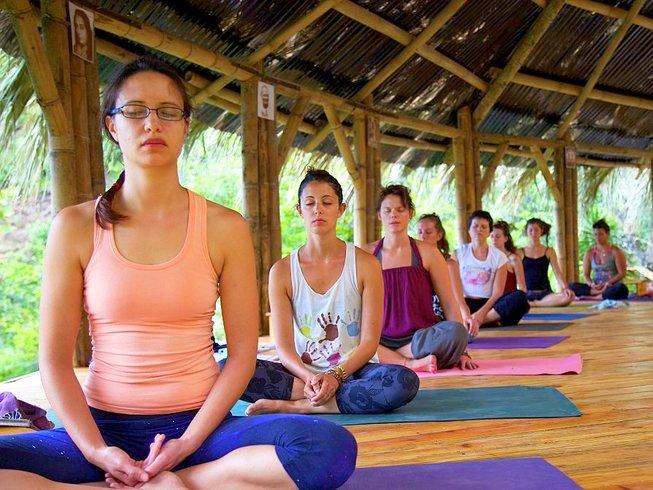 7 Tage Prana Yoga Urlaub am Lago Atitlan, Guatemala