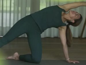 3 Tage Herbst Yoga Retreat mit Thais de la Paz in Lana, Südtirol