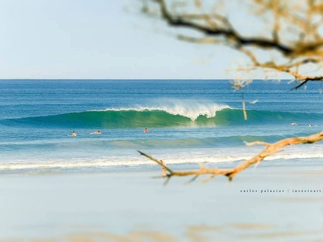 7 Days Extreme Camp for Managers in Playa Hermosa, North Puntarenas, Costa Rica