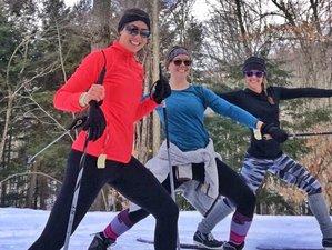 3 Tage Winter Yoga Retreat in Vermont, USA