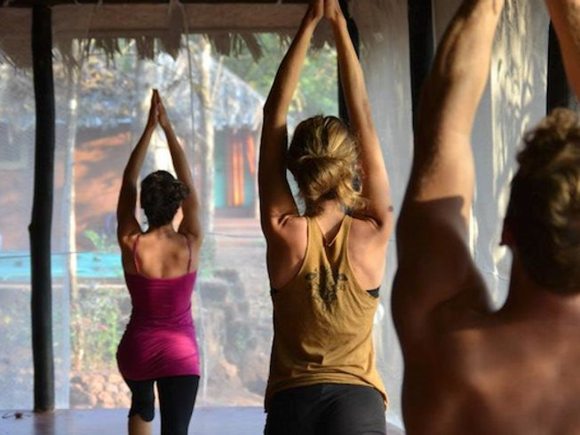 15 Days Deep Relaxation Yoga Holiday in Goa, India
