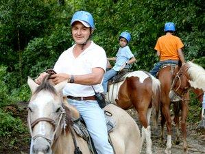 4 Day Luxury Resort Horseback Riding Vacation in La Fortuna, Alajuela