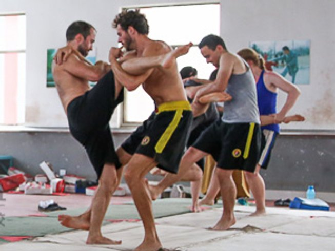 3 Months Advanced Shaolin Kung Fu in China