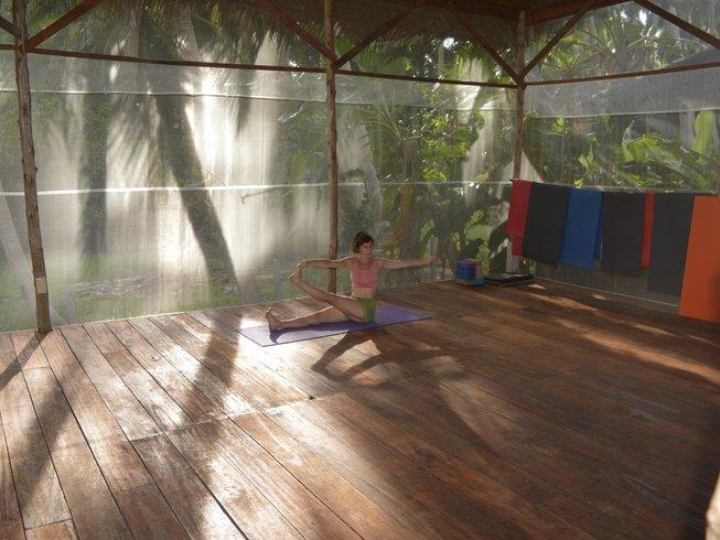 22 Tage 200-Stunden Yogalehrer Ausbildung in Koh Phangan, Thailand
