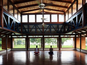7 Days Stress Reduction Yoga Retreat Osa Peninsula, Costa Rica