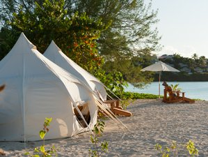 5 Day Wellness Glamping with Nature Therapy, Mindful Coaching, and Beach Yoga Retreat in Antigua