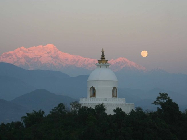 8 Days Yoga Retreat in Nepal