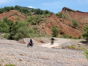 6 Days Motorcycle Enduro Tour Catalonia, Spain