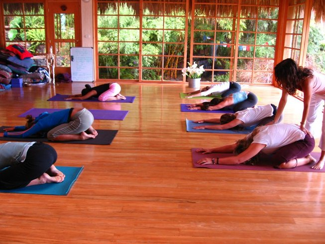 21 Days Yoga Teacher Training in Costa Rica