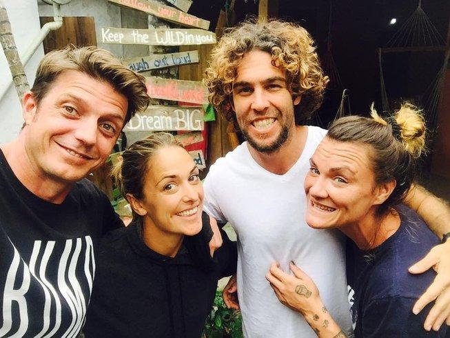 3-Daagse Vikara Lifestyle Surf en Yoga Retreat in Olon, Ecuador
