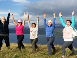 4 Days Well-being Yoga Retreat in Scotland, UK