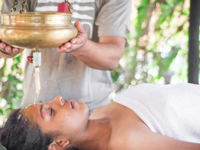 28 Days Panchakarma Detox Yoga Retreat in Goa, India